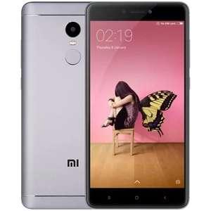 "Smartphone 5.5"" Xiaomi Redmi Note 4 (Global) Gris - Full HD, Snapdragon 625, RAM 3 Go, ROM 32 Go, 4G (B20)"