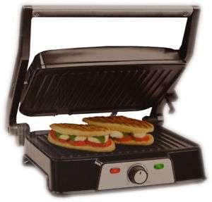 Grill viande/panini Tristar PD-8707