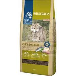 Croquette wilderness real nature pour chien