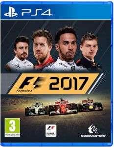 Jeu F1 2017 sur PS4 et Xbox One