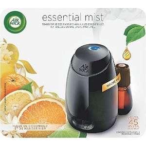 Diffuseur d'Odeur Air Wick Essential Mist Fleur de Citronnier