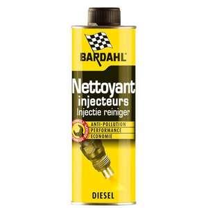 Nettoyant injecteur Bardahl 500 mL Essence ou Diesel
