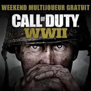 Multijoueur Call of Duty : WWII, Xcom 2 et Offworld Trading Company jouable gratuitement jusqu'à dimanche sur PC (Dématérialisé)