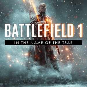 Extensions Gratuites sur PS4, Xbox One & PC (Dématérialisées) - Battlefield 4 Final Stand + Battlefield 1 In the Name of the Tsar