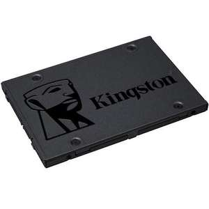 "SSD Interne 2.5"" Kingston A400 (TLC) - 120 Go"