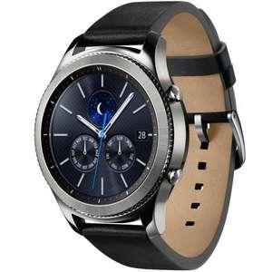 [Cdiscount à volonté] Montre connectée Samsung Gear S3 Classic + Bracelet offert (via ODR de 50€)