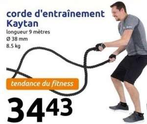 Corde d'entraînement Kaytan - 9m