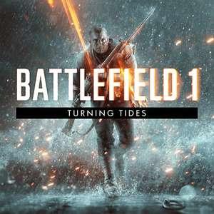 Extensions Gratuites sur Xbox One, PC Origin & PS4 (Dématérialisées) - Battlefield 4 Second Assault & Battlefield 1 Turning Tides