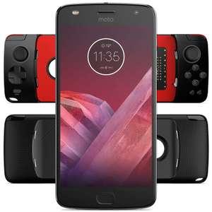 "Smartphone 5.5"" Motorola Moto Z2 Play Gris + Moto Mod Gamepad"
