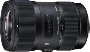 [Prime] Objectif Sigma 18-35 mm F1,8 DC HSM ART - Monture Canon