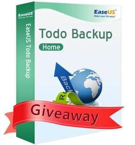 Logiciel EaseUS Todo Backup Home 11 gratuit sur PC (Dématérialisé)