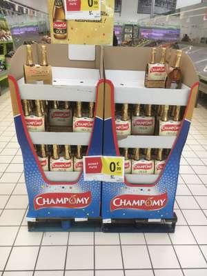 Lot de 2 bouteilles de Champomy Gold 2*75 cl - Marché Frais Géant Servon (77)