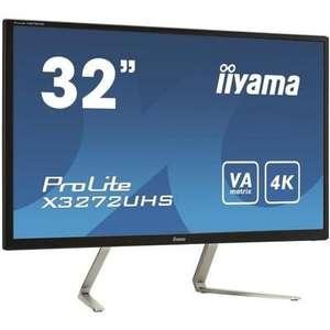 """Ecran PC 32"""" Iiyama X3272UHS-B1 - 4K UHD - Dalle MVA - 3ms -75Hz - DisplayPort / HDMI"""