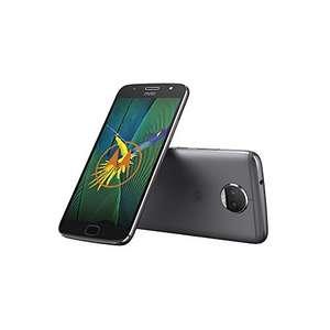 """Smartphone 5.5"""" Lenovo Moto G5s Plus Dual SIM Doré ou noir - Full HD, RAM 3Go, 32Go, Snapdragon 625"""