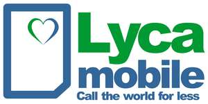[Nouveaux clients] Forfait mobile sans engagement Lycamobile - Appels / SMS / MMS illimités + 20Go de Data à 9.99€ le premier mois (puis 19.99€/mois)