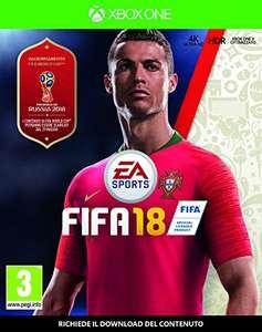 FIFA 18 sur Xbox One et PS4
