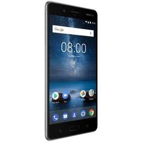"""Smartphone 5.3"""" Nokia 8 (Gris ou Bleu) - QHD+, Snapdragon 835, RAM 4 Go, ROM 64 Go"""