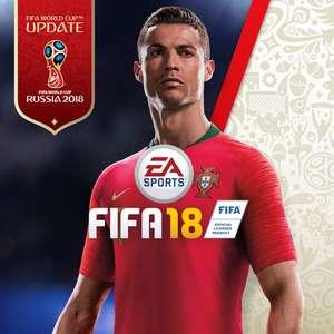 Jeu Fifa 18 sur Nintendo Switch (Dématérialisé)