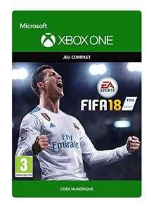 FIFA 18 - Édition Standard sur Xbox One (Dématérialisé)