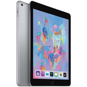 """Tablette 9.7"""" Apple iPad Wi-Fi (2018) - Gris sidéral (Frontaliers Suisse)"""