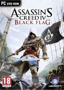 Assassin's Creed IV:Black Flag sur PC (Dématérialisé - Uplay)