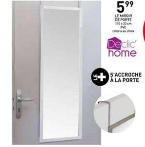 Miroir de Porte Declic' Home - PVC, 110x33cm