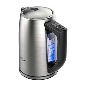 Bouilloire Électrique Vava - Thermostat Réglable Inox, 1.7L (vendeur tiers)