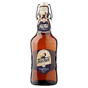 Lot de 2 bières Fischer Tradition (65 cl) - Saint-Herblain Atlantis (44)