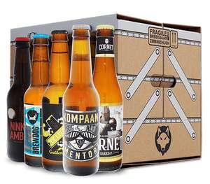 Pack de 12 bières Beerwulf Explorateur