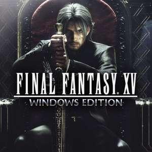 Final Fantasy XV - Édition Windows sur PC (dématérialisé)