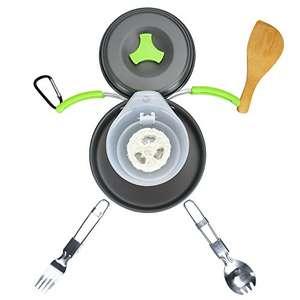 Kit de cuisine  pour camping ou bushcraft TTLife (vendeur tiers)