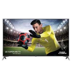 """TV 49"""" LG 49SK7900 -  4K UHD, HDR 10, Smart TV (via 50€ sur la carte de fidélité)"""
