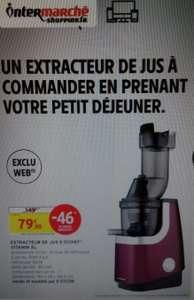 Extracteur de jus E-Zichef
