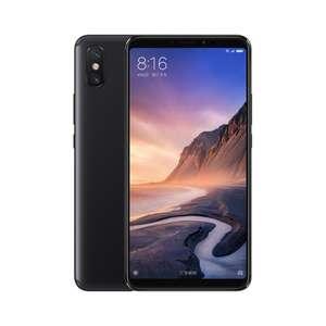 "Smartphone 6.9"" Xiaomi Mi Max 3 (Version chinoise avec français) - Full HD+, SnapDragon 636, 4 Go de Ram, ROM 64 Go (sans B28)"