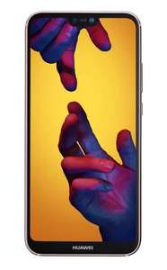 "Smartphone 5,8"" Huawei P20 Lite - Double SIM, 4 Go de Ram, 64 Go, Rose (vendeur tiers)"