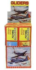 Lot de 24 avions en polystyrène à monter (vendeur tiers)