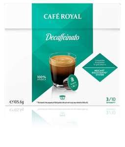Lot de 3 Packs Café Royal Decaffeinato (Nouvelle Génération) Compatibles avec Dolce Gusto - 3X16