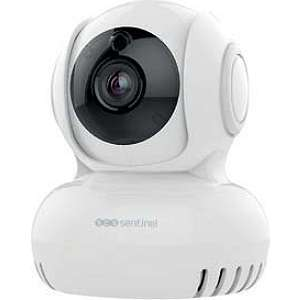 Caméra intérieur connectée Sentinel, Wifi, HD, Rotative