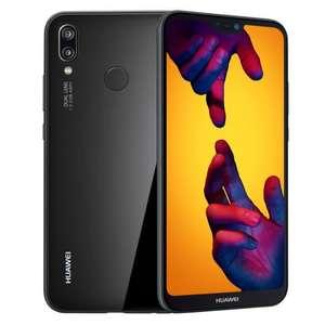 """Smartphone 5.8"""" Huawei P20 lite - 64 Go, Noir ou Bleu (via retrait magasin)"""