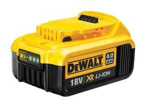 Batterie de remplacement DeWalt DCB182