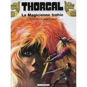 eBook Tome 1 Thorgal - La Magicienne trahie sur iOS (Dématérialisé)