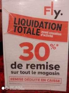 30% de réduction sur tout le magasin Fly - Valence (26)