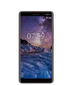 "Smartphone 6"" Nokia 7 Plus - Full HD+, 4 Go RAM, 64 Go ROM, Snapdragon 660, Android One (vendeur tiers - Import EU)"