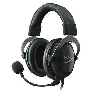 Casque-Micro Kingston HyperX Cloud II Gaming pour PC et PS4