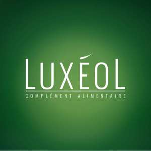30% de réduction sur tout le site (Luxeol.com)