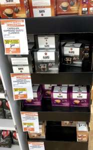 Sélection de Capsules de Café Sati - Compatibles Nespresso à Cora Nancy Houdemont (54)