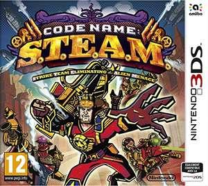 Jeu Code name : S.T.E.A.M sur Nintendo 3DS (Vendeur Tiers)