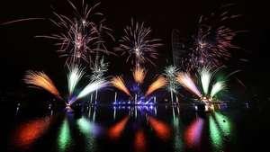 """Spectacle """"Les Feux Magiques"""" gratuit - Disneyland Paris - Marne-la-Vallée (77)"""