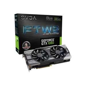 Carte graphique EVGA GeForce GTX 1080 FTW2 GAMING iCX