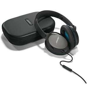 Casque Audio Bose QuietComfort 25 compatible Apple - Noir (Frontaliers Suisse)